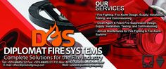 Diplomat Fire Systems was established in the year 2007 by the group of technocrats with rich & wide Experience in the field of fire protection systems. For more information visit: http://www.ezyqatar.com/business_details/MTgxMDI=