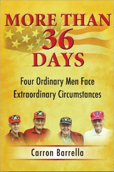 """More Than 36 Days"" is the stories of 4 men who served as United States Marines during World War II in the battle for Iwo Jima island."