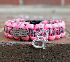 Finders Keepers Creations - Moon and Back Bracelet, $13.99 (http://www.finderskeeperscreations.com/moon-and-back-bracelet/)