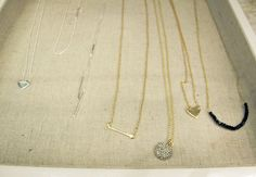 necklaces by Maya Brenner exclusively for Stella & Dot!  Shop at www.stelladot.com/katherinecoggin