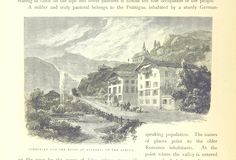 Image taken from page 570 of 'Switzerland: its scenery and people. Pictorially represented by ... Swiss and German artists. With historical and descriptive text, based on the German of Dr Gsell-Fels.