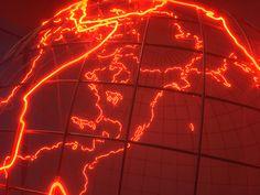 Copenhagen, Table Lamp, Neon Signs, Lighting, Home Decor, Homemade Home Decor, Table Lamps, Lights, Interior Design