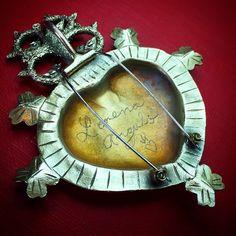 ©2015 Lorena Angulo- Bronze Metal Clay, Christian Faith, Tree Of Life, Folk Art, Bronze, Culture, Pendant, Creative, Instagram Posts