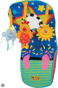 bol.com | Taftoys Auto speeltje -Kleurrijk Activiteitencentrum,Taf Toys | Speelgoed...