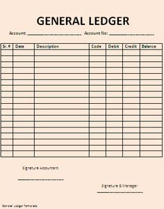 general ledger template download page ms word templates natalie