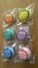 Rare Marie's Cotton Macaron Macaroon Japanese Puzzle Erasers