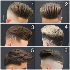 Carlos hair and beauty hair styles, hair, beard styles y hai Mens Haircuts Short Hair, Haircuts For Medium Hair, Cool Hairstyles For Men, Hairstyles Haircuts, Medium Hair Styles, Hairstyle Ideas, Fade Haircut Styles, Hair And Beard Styles, Curly Hair Styles