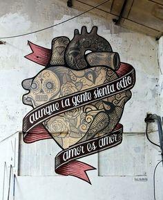 Street Art - Boa Mistura