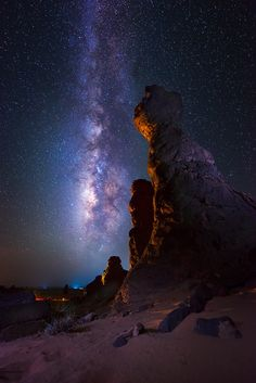 Night with the Milky Way