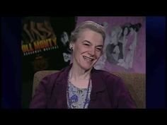 Theater Talk- Marian Seldes - YouTube