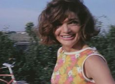 Jackie Kennedy in Lilly Pulitzer