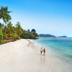 Long walks on white sand beaches courtesy of @capeandkantary...