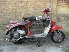 Piaggio Vespa, Vespa Lambretta, Rude Boy, 60s Mod, Scooters, Touring, Old School, Motorcycle, Skinhead