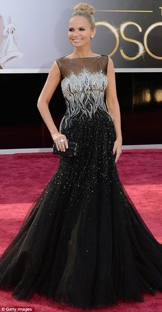 Kristin Chenoweth - The Oscars 2013 - Tony Ward