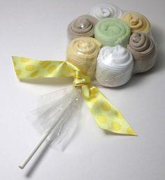 SWEET Baby Blooms FlowerTM  Baby Socks Gift by BabySweetTreats, $15.00