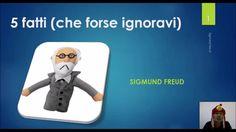Sigmund Freud - 5 fatti (che forse ignoravi)  Combatto la mia ignoranza un video alla volta :)  #psicologia #psicoterapia #cocaina #fumo #psicoanalisi #jung #freud