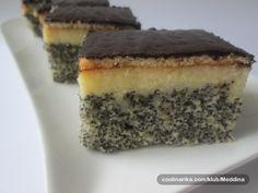 Recepti za Kolač sa makom i kremom od vanilije Homemade Sweets, Homemade Cakes, Baking Recipes, Cookie Recipes, Dessert Recipes, Croatian Cuisine, Kolaci I Torte, Torte Recepti, Torte Cake