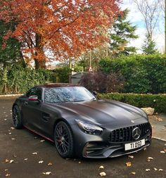Mercedes Amg GTC coupe Edition 50
