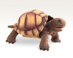 Desert Tortoise Puppet