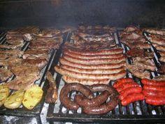 Carne a la brasa/ Spanish bbq