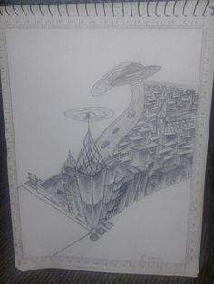 A ''meia'' cidade
