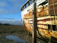 Porlock harbour
