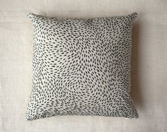 Pillow Cover - Pollywogs. $38.00, via Etsy.