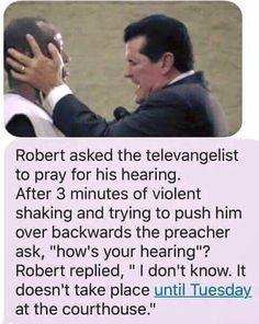 """Pray for my hearing preacher! Funny Quotes, Funny Memes, Jokes, Religious Humor, Atheist Humor, Christian Humor, Haha Funny, Funny Stuff, Humor"