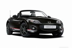 2012 Mazda MX-5 Senshu Special Edition (Germany only)