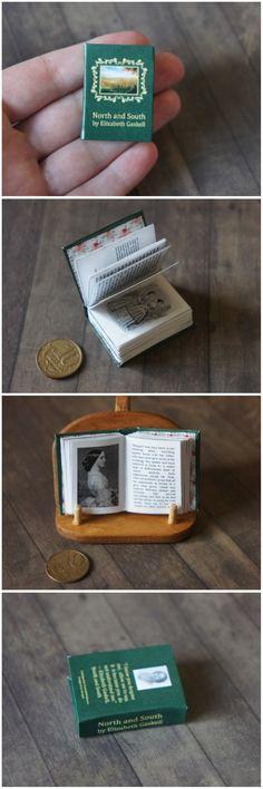 1:12 SCALE MINIATURE BOOK QUEEN SILVER-BELL FRANCES HODGSON BURNETT