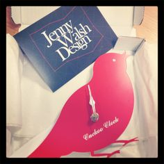 Look what we received this morning from the very talented Jenny Walsh! We're big fans of Jenny. Presents, Design, Gifts, Favors, Gift