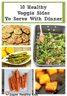 I bet my kids would eat some of these! I'm always looking for veggie side ideas. Can't wait to try them.