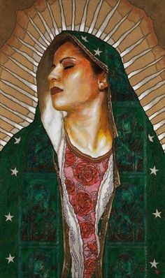 George Yepes  Virgen de Guadalupe