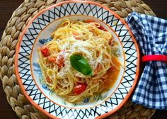 A Diary of Lovely: Make it: One Pot Pasta
