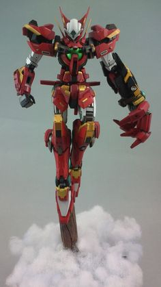GUNDAM GUY: 1/100 Gundam Astraea Buster - Customized Build
