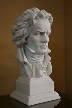 Bust of Prometheus Beethoven