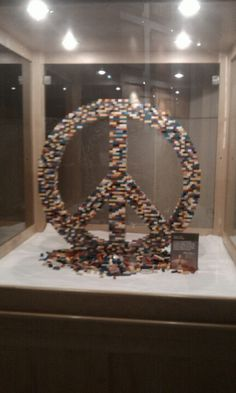 PEACE AND LEGOS