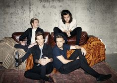 One Direction's highly anticipated fifth album, Made in the A.M., hit retailers everywhere Friday. EW spoke to Niall Horan, Liam Payne, Harry Styles, and Louis Tomlinson prior to its release, and along with sharing the soundtracks of their lives, they revealed some intel about what went into putting together their strongest album to date.