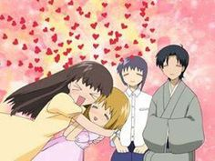 """Fruits Basket"" - Tohru Kisa Yuki and Shigure."" One of my favorite scenes. Awesome Anime, Anime Love, Funny Romance, Romance Anime, Otaku, Good Anime Series, Fruits Basket Anime, Sad Movies, Kaichou Wa Maid Sama"