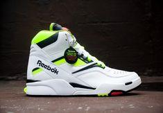 46b4a0581c64 Reebok Pump Twilight Zone - Neon - Black - White - SneakerNews.com
