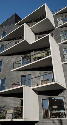 Designing modern buildings with sustainable materials? Find out CUPACLAD facade . Designing modern buildings with sustainable materials? Find out CUPACLAD facade … Designing modern buildings with sustainable materials? Find out CUPACLAD facade system! Modern Architecture Design, Futuristic Architecture, Facade Architecture, Sustainable Architecture, Modern Buildings, Modern Design, Landscape Architecture, Minimalist Architecture, Futuristic Design