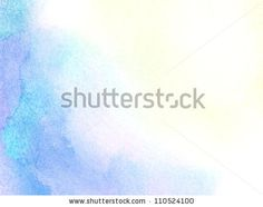Abstract watercolor background by Flas100, via ShutterStock