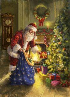Bringing presents