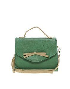 Image 1 ofLiquorish Small Bow Bag