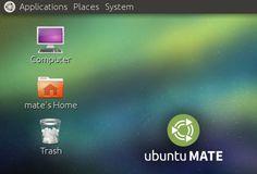 Panoramica di Ubuntu MATE la distro GNU/Linux basata su Ubuntu con l'ambiente desktop MATE. - Nel Regno di Ubuntu Gnu Linux, Software, Desktop, Environment, Operating System