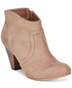XOXO Aldenson Western Ankle Booties - Booties - Shoes - Macy's
