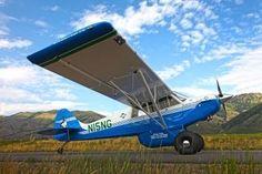 Aviat Husky 200HP FI Range - 800 Miles