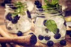 Gin juniper berries