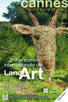 2e rencontre internationale de land art