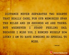 4 Romantic Long Distance Relationship Quotes For Him